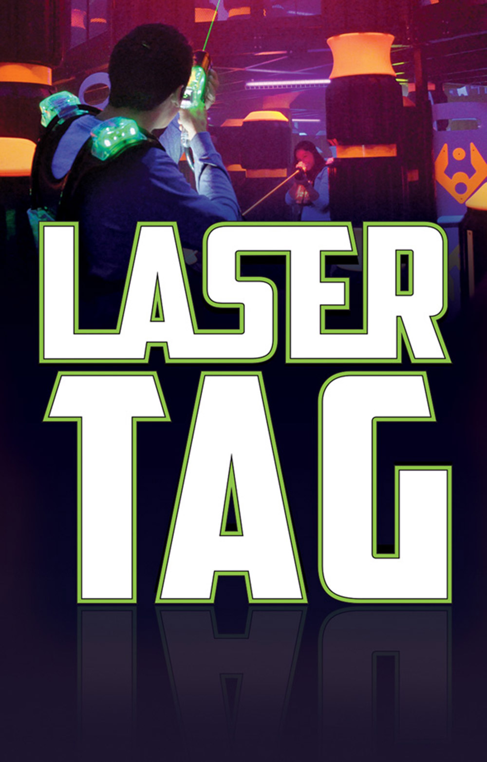 Laser Tag Cinergy Cinemas Entertainment